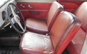 Old Beetle Interior Oval Opportunity 1955 Volkswagen Beetle