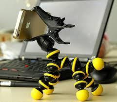 support telephone bureau support de téléphone portable pour bureau cheval variété noir