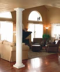 interior home columns architectural columns pvc columns ma ri nh