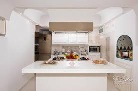 villa with big kitchen in positano