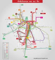 Las Vegas Transit Map by Jaipur Low Floor Bus Route Map U2013 Meze Blog