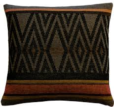 kilim country 19x19 tapestry throw pillow from pillow décor