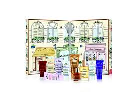 advent calendars now dispense beauty samples too u2013 wwd