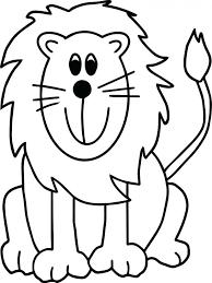 coloring lion dance king face coloring lion head