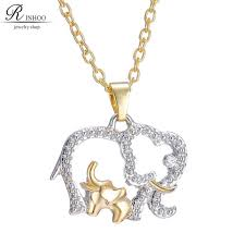 day necklaces hot alloy jewelry for gift plated gold silver