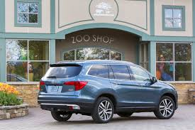 2016 honda pilot second drive review motor trend