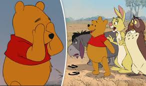 winnie the pooh winnie the pooh day 4 times he was banned no underpants more