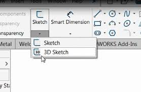 new solidworks 2018 mirroring 3d sketch entities