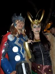 thundercats halloween costumes zombie wonder woman ravages west hollywood u0027s halloween carnaval