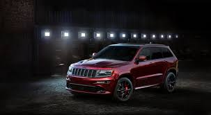 badass jeep grand cherokee jeep grand cherokee lineup grows with srt night edition in the