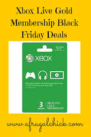 x box black friday live membership black friday sale