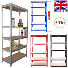 Industrial Shelving Unit by Industrial Shelving Unit Ebay