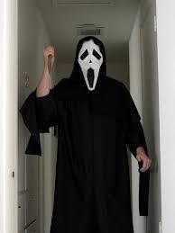 Scream Halloween Costumes Diy Scream Mask Paper Pattern Instant Download Halloween