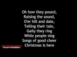 carol of the bells christmas song