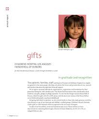 vicki howard lexus of austin honor roll 2006 children u0027s hospital los angeles