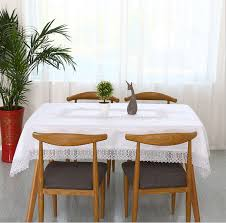 online buy wholesale plain white tablecloth from china plain white