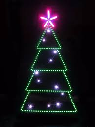led christmas tree led animated christmas tree 2015 9 steps with pictures
