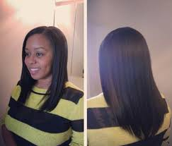 is sewins bad for hair six twenty seven sew in weave for natural hair aka protective