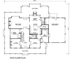 large farmhouse plans