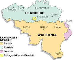 belgium language map lets learn flemish duolingo