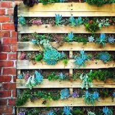 Diy Vertical Pallet Garden - the urchin collective recycled pallet vertical wall garden