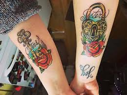23 cute and creative sister tattoos stayglam