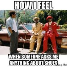 Sneaker Head Memes - image the roast continues the best sneaker memes out there