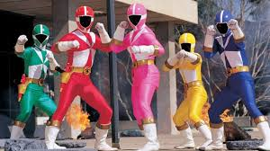 power rangers halloween costume a visual history of every power rangers team costume ign