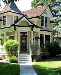 home design exterior color traditional home design with simple front landscape using cream
