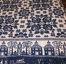 Primitive Coverlets The 17 Best Images About Antique Coverlets On Pinterest Indigo