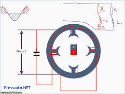 single phase motor with capacitor wiring diagram turcolea com