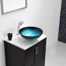 vessel sinks for bathrooms cheap bathroom glass vessel sink kraususa com