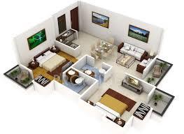 1100 Sq Ft House Interior Design