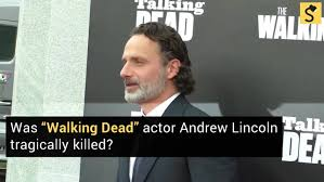 Andrew Meme - fact check andrew lincoln death hoax