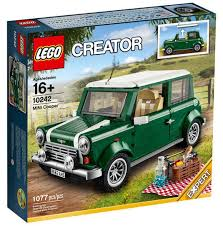 mini cooper polybag mini cooper 10242 set up for order photos bricks and bloks