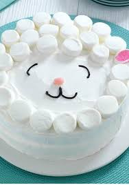 Easter Lamb Cake Decorating Ideas by The Best Spring Cake U0026 Treat Ideas For Easter Fun Finds Friday