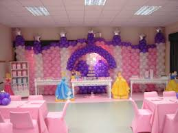 decor birthday party hall decoration pictures interior