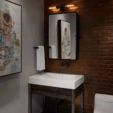 Bachelor Pad Bathroom The Intellectual U0027s Bachelor Pad Inspired Interiors