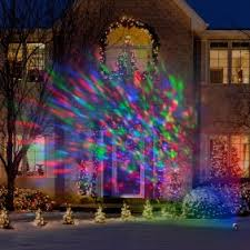 projection christmas lights bed bath and beyond lightshow christmas lights projection northern sky by gemmy