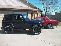 jeep wrangler on 24s flashredd 1999 jeep wrangler specs photos modification info at