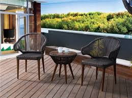 Outdoor Balcony Set by Terrace Balcony Furniture Set Krbf219 China Outdoor Furniture