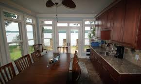 sunroom addition u2013 creating space in a lakefront home palmer