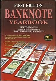 banknote yearbook the banknote yearbook 2001 a mackay w mussell