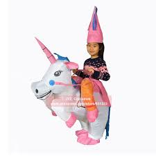 Womens Unicorn Halloween Costume Inflatable Unicorn Costume Picture Detailed Picture