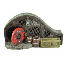 amazon com georgetown home u0026 garden miniature red root bungalow