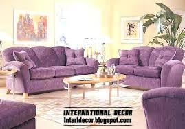 Living Room With Purple Sofa Purple Sofas Sgmun Club