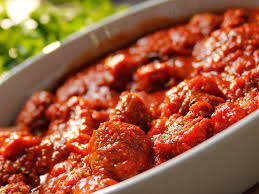 ina gartens best recipes roasted italian meatballs recipe italian meatballs ina garten