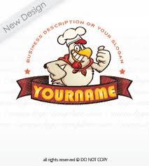 restaurant logo design rooster chicken 9427 logo templates