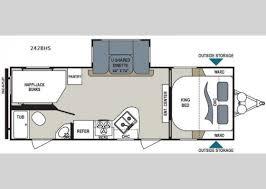 Dutchmen Aerolite Floor Plans New Dutchmen Rv Aerolite 242bhs Travel Trailer For Sale Review