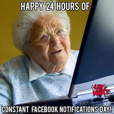 Grandma Meme - funny happy birthday pictures and quotes for guys friends cousins